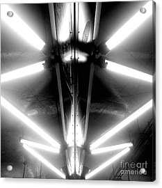 Light Sabers Acrylic Print by James Aiken