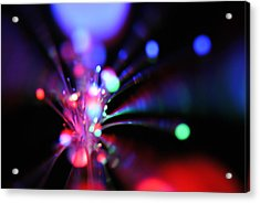 Light Show 1.3 Acrylic Print by Frederico Borges