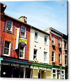 Light Street Gallery Acrylic Print
