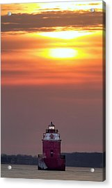 Light The Way Acrylic Print by Edward Kreis