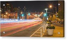 Light Traffic Acrylic Print