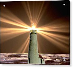 Light Up The Sky Acrylic Print