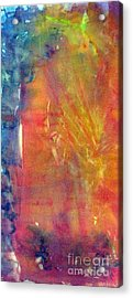 Lightdragon Blowing Back The Veil Acrylic Print