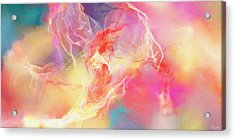 Lighthearted - Abstract Art Acrylic Print