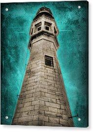 Lighthouse Art Acrylic Print by Cindy Haggerty