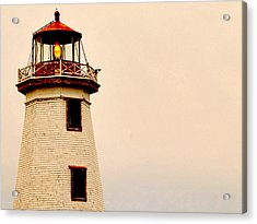 Lighthouse Beam Acrylic Print