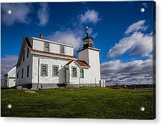 Lighthouse Fever Acrylic Print by Robert Clifford