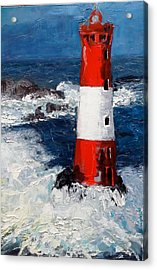 Lighthouse Keeper Acrylic Print