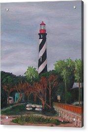 Lighthouse Morning Acrylic Print
