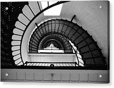 Lighthouse Spiral Acrylic Print