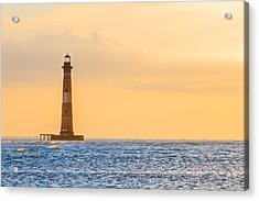 Lighthouse Sunrise Acrylic Print