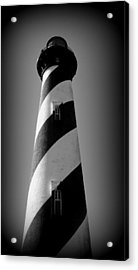 Lighthouse Viiii Acrylic Print by Rebecca West