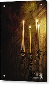 Lighting The Way Acrylic Print