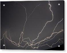 Lightning 6a Acrylic Print
