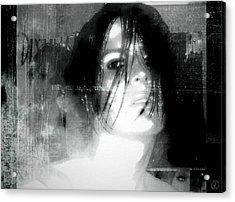 Lights Acrylic Print by Gun Legler