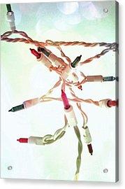 Lights Acrylic Print by Jennifer Kimberly