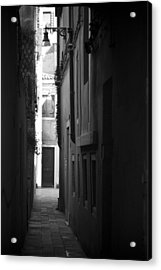 Light's Passage - Venice Acrylic Print