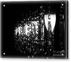 Lightwork Acrylic Print by Clare Bevan