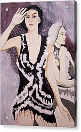 Lilliana Acrylic Print