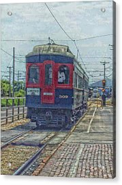 Limited 309 Acrylic Print by Thomas Woolworth