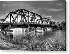 Lincoln Ave. Bridge Acrylic Print