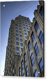 Lincoln Building Acrylic Print