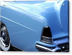 Lincoln Continental  Acrylic Print by Barbara Snyder