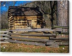 Lincoln's Boyhood Home Acrylic Print