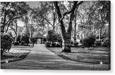 Lincoln's Inn Fields Acrylic Print