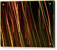 Line Light Acrylic Print