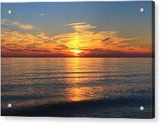 Lingering Sunset 2 Acrylic Print