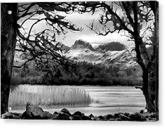Lingmoor Fell Acrylic Print