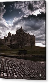 Linlithgow Palace Acrylic Print