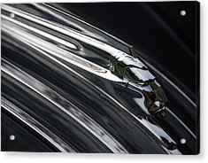 Acrylic Print featuring the photograph Liquid Chief by John Schneider