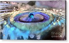 Liquid Dream Acrylic Print