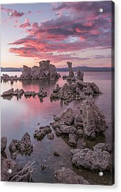 Listen For The Sound Acrylic Print by Jon Glaser