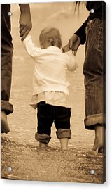 Little Moments Acrylic Print by BandC  Photography