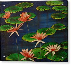 Little Pond Acrylic Print