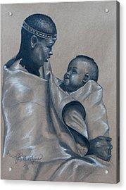 Little Prince Acrylic Print