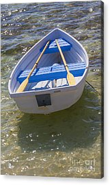 Little Rowboat Acrylic Print