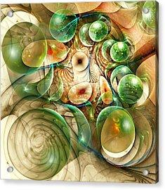 Living Organisms Acrylic Print