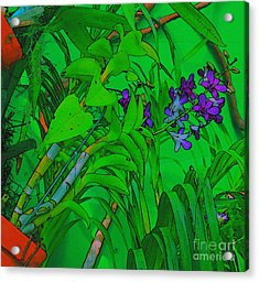 Living Wall Art Acrylic Print