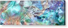Living Waters - Abstract Art Acrylic Print