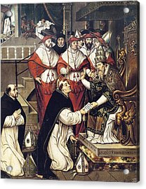 Llorens, Crist�bal Ca. 1550-ca. 1616 Acrylic Print