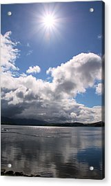 Acrylic Print featuring the photograph Loch Etive by Elizabeth Lock