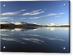 Loch Lomond Reflection Acrylic Print