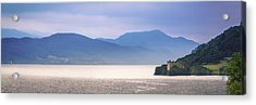 Loch Ness And Urquhart Castle Acrylic Print