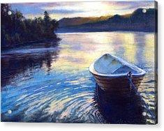 Loch Ness Morning Acrylic Print