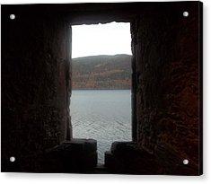 Loch Ness Portal Acrylic Print