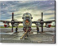 Lockheed P-2 Neptune Gunship Acrylic Print